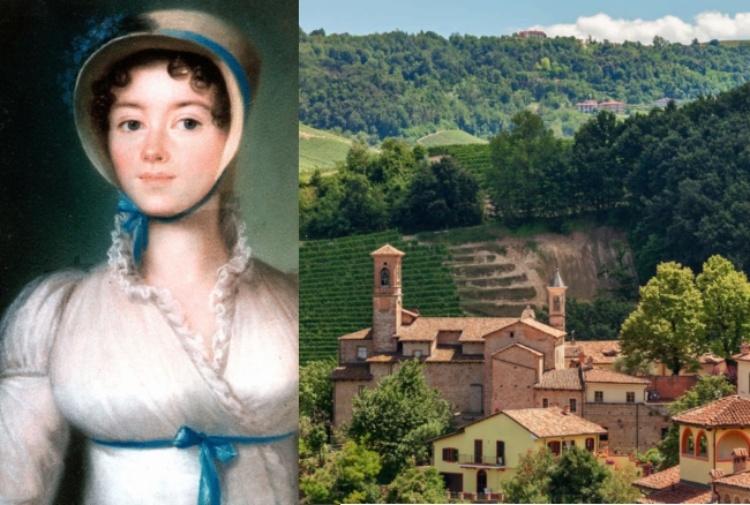 """La donna che ha """"inventato"""" il Barolo e l'Italia che ha la sua nuova capitale del vino.      Il Castello di Perno sarà promotore di molte iniziative e manifestazioni."""